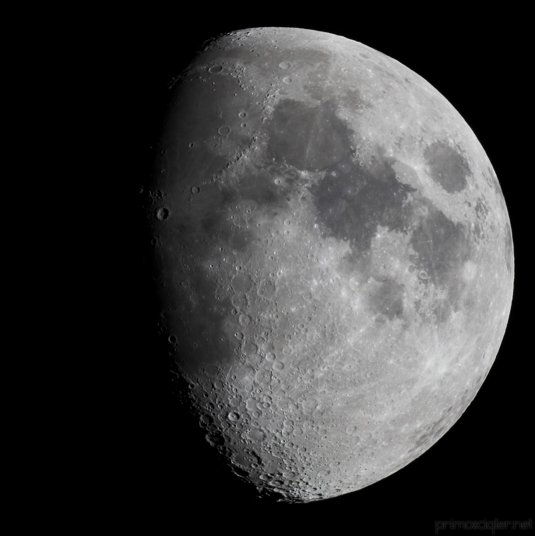 Gallery » Moon phase • Deep Sky Astrophotography