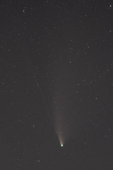 NEOWISE on July 25